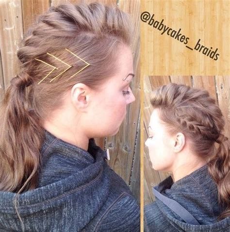 mohawk hairstyles ll eaving hair long at back of head 70 most gorgeous mohawk hairstyles of nowadays