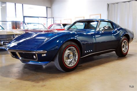 1968 chevrolet corvette 427 l71 related infomation