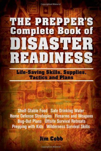 woke a field guide for utopia preppers books the prepper s complete book of disaster readiness