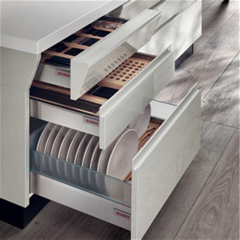 cestoni cucina dentro il cassetto