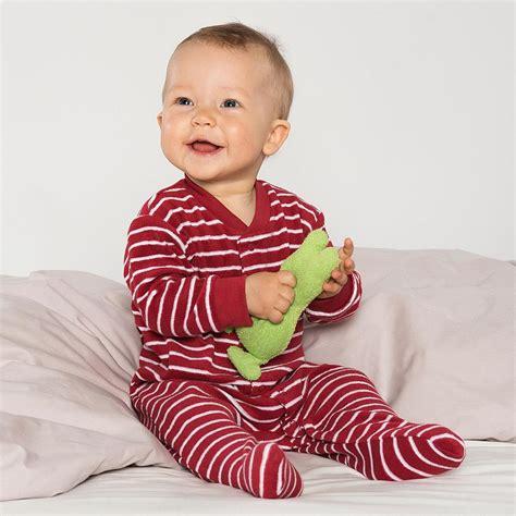 baby hängematten bio baby schlafanzug schlafanz 195 œge aus baumwolle frottee