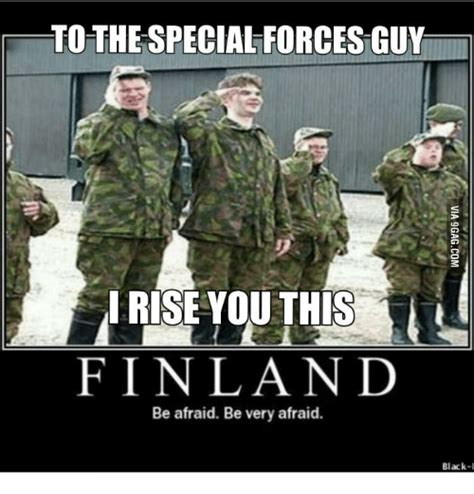 Special Forces Meme - 25 best memes about finnish special forces finnish