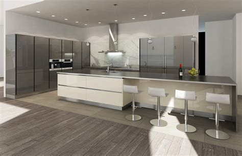 contemporary island kitchen chipendale kitchen in west vancouver