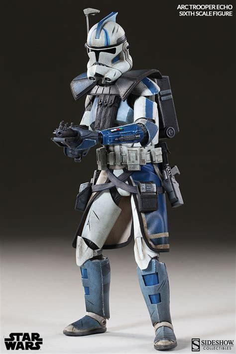 clone trooper wall display armor arc clone trooper echo phase ii armor plastic and plush