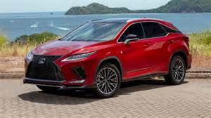 Lexus Rx 2020 by 2020 Lexus Rx 350 And Rx 450h Review Pura Vida Motortrend