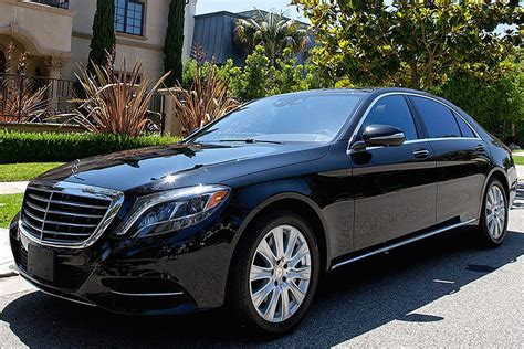 Rent a Mercedes Benz S550 Black   Mercedes Benz S550