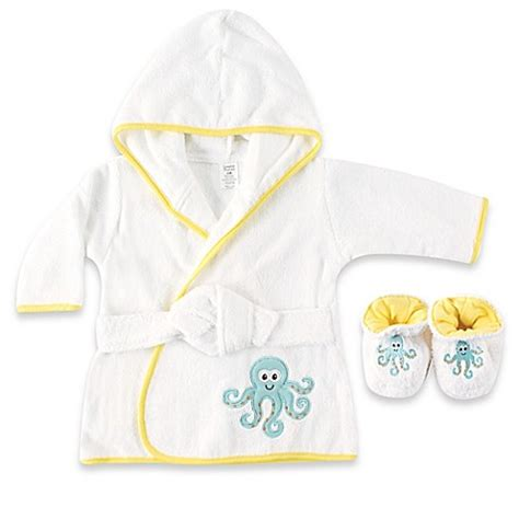shower shoes bed bath and beyond baby vision 174 luvable friends 174 octopus bathrobe and