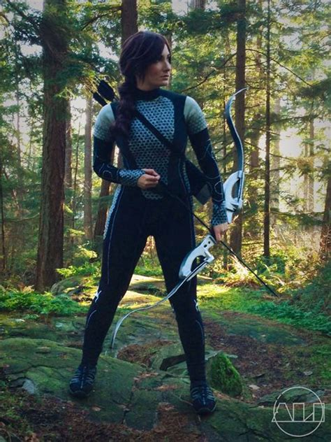 tutorial ali cosplay 55 best images about katniss everdeen catching fire
