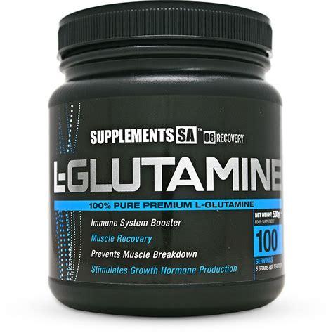 supplement l glutamine supplements sa l glutamine