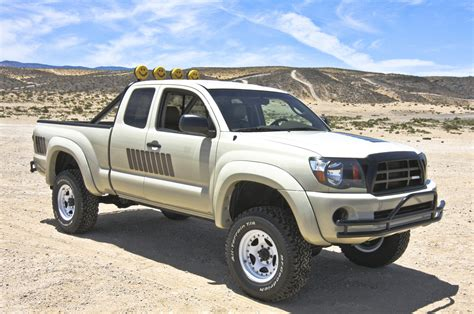 Toyota Tacoma Truck Concept Bttf Truck Photo Gallery