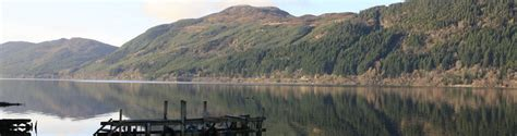 fishing boat hire loch ness fishing at loch ness the cing and caravanning club
