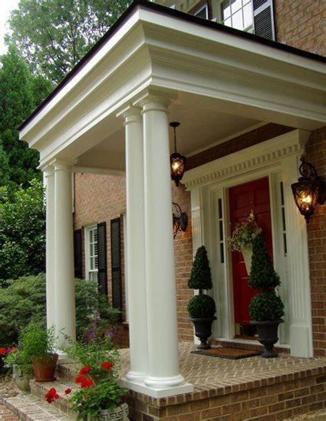 colonial front porch designs 17 best ideas about front porch addition on pinterest