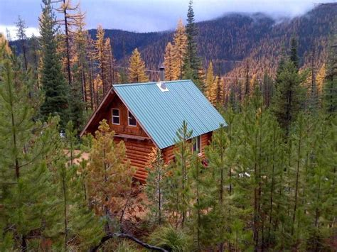 Montana Forest Service Cabins by Compact Living 10 Tiny Dwellings Starting At 89 900