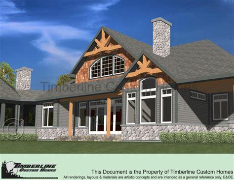 timberline custom homes the regant