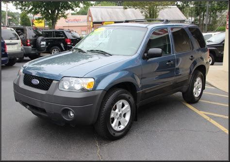 ford escape 2005 2005 ford escape technical specifications