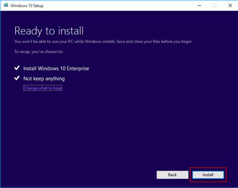 install windows 10 without key 2 ways to clean reinstall windows 10 without product