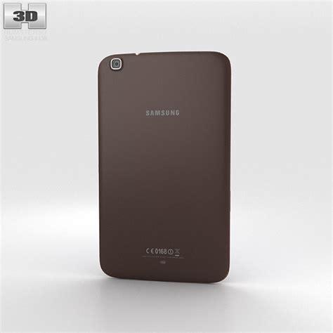 Samsung Tab 3 8 Inch by Samsung Galaxy Tab 3 8 Inch Gold Brown 3d Model Hum3d