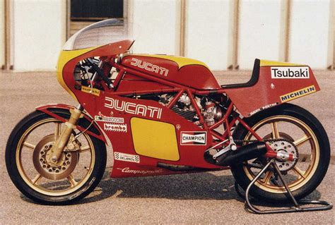 Ducati Pantah Aufkleber by Technik Lackierungen