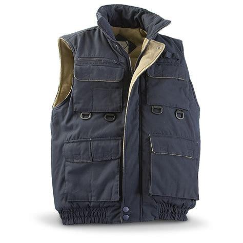fleece lined insulated outdoor vest  vests  sportsmans guide