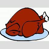 Cartoon Cooked Turkey | 358 x 243 gif 16kB