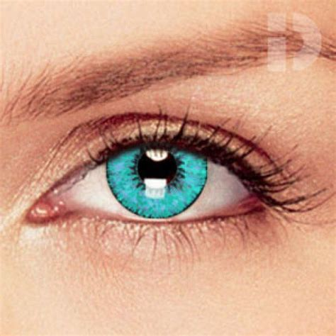 aqua eye color 38 best contacts for images on