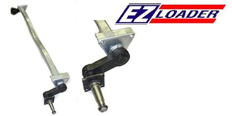 boat trailer drop center axles ez loader 2 1 2 quot sq drop center torsion axle 2700 lbs