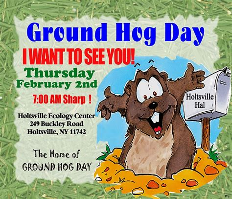 groundhog day is an event not a business strategy use the s p r i n g formula to unearth the opportunities burrowed within your business books groundhog day 2017 with holtsville hal