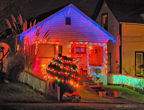 blue and green xmas lights blue and green lights ligh flickr