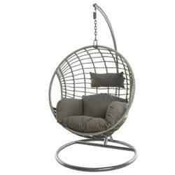 indoor hanging chair indoor outdoor hanging chair by ella