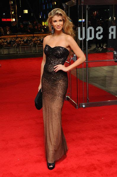 celebrity style gowns amy willerton strapless dress girl glam dresses