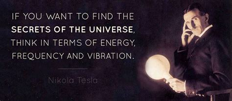 tesla vibration quote is reality a hologram