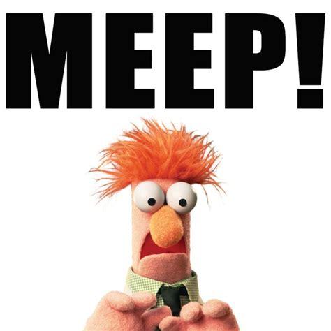 the meeps 84 best images about beaker on pinterest kermit espn