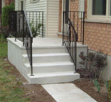 Precast Concrete Porch Steps porches modular porches pre cast porches schut s