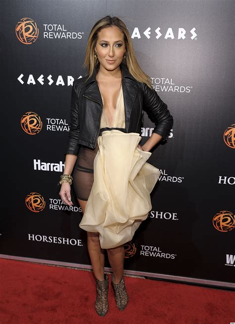 Adrienne Bailon Wardrobe by Adrienne Bailon Wardrobe Worst See Through
