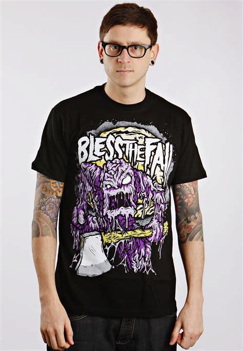 Tshirt Bless The Fall C3 blessthefall muck t shirt official
