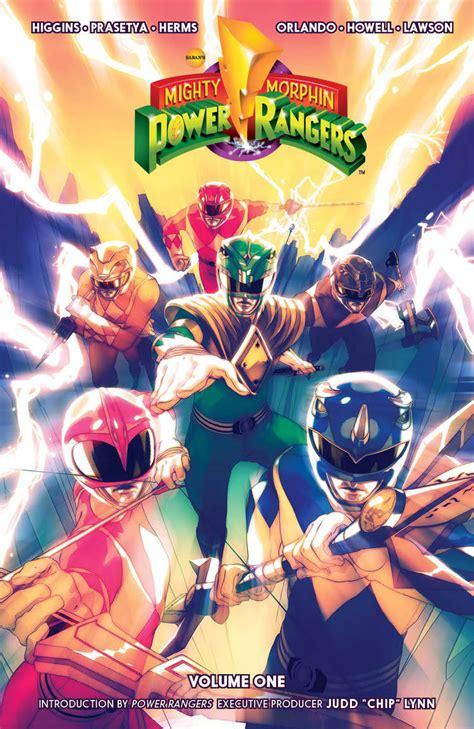 mighty morphin power rangers vol 4 4ln comic review mighty morphin power rangers vol 1 tpb