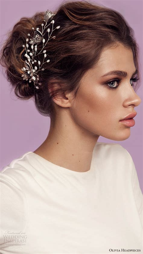 Wedding Hair Accessories East by Headpieces 2017 Bridal Accessories Collection