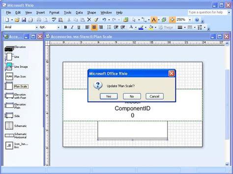 visio properties display custom properties d tools