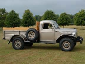 1946 dodge power wagon 1946 wiring diagram and circuit