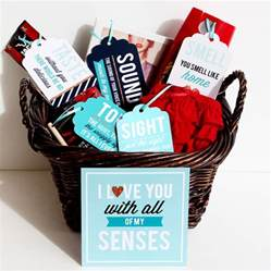 gifts for all the five senses gift