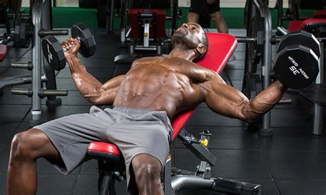 muscle groups used in bench press 17 jaw dropping benefits of the incline decline bench press
