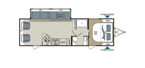 dutchmen aerolite floor plans aerolite rv floorplans and pictures