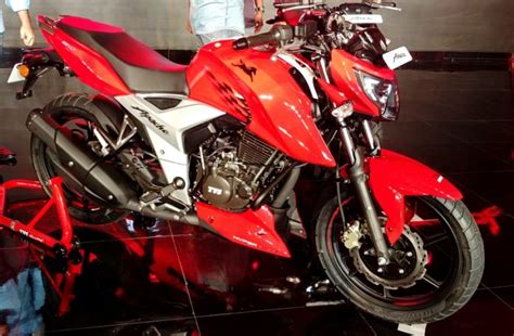 tvs apache rtr   model price launch date