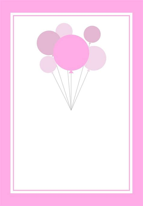 kids birthday invitation card lovely free printable cards party