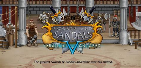 swords and sandals 5 swords and sandals 5 187 android 365 free android