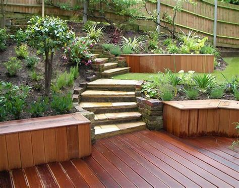 Sloping Garden Design Ideas Uk Backyard Slope Idea With Steps Modern Japanese Garden Design Ideas Http Homebz Japanese