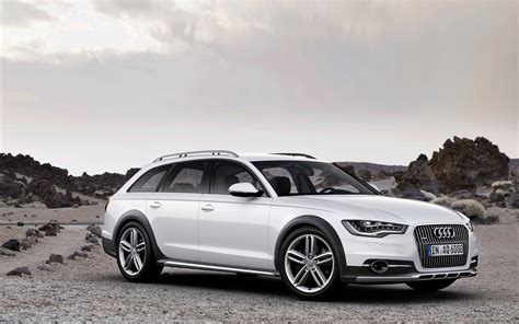 Audi A6 2013 by Audi A6 Allroad 2013 Widescreen Car Image 28 Of 82