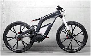 audi e bike concept by audi design 2012 bike trend