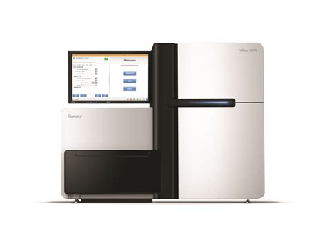 illumina software hiseq 4000 support