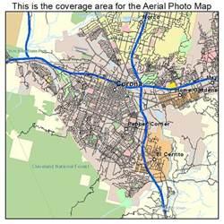 map of corona california aerial photography map of corona ca california